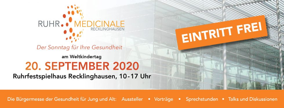 Recklinghausen Save the Date